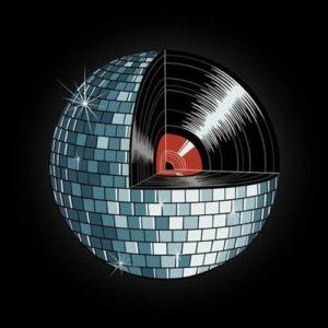 Disco Ball vinyl